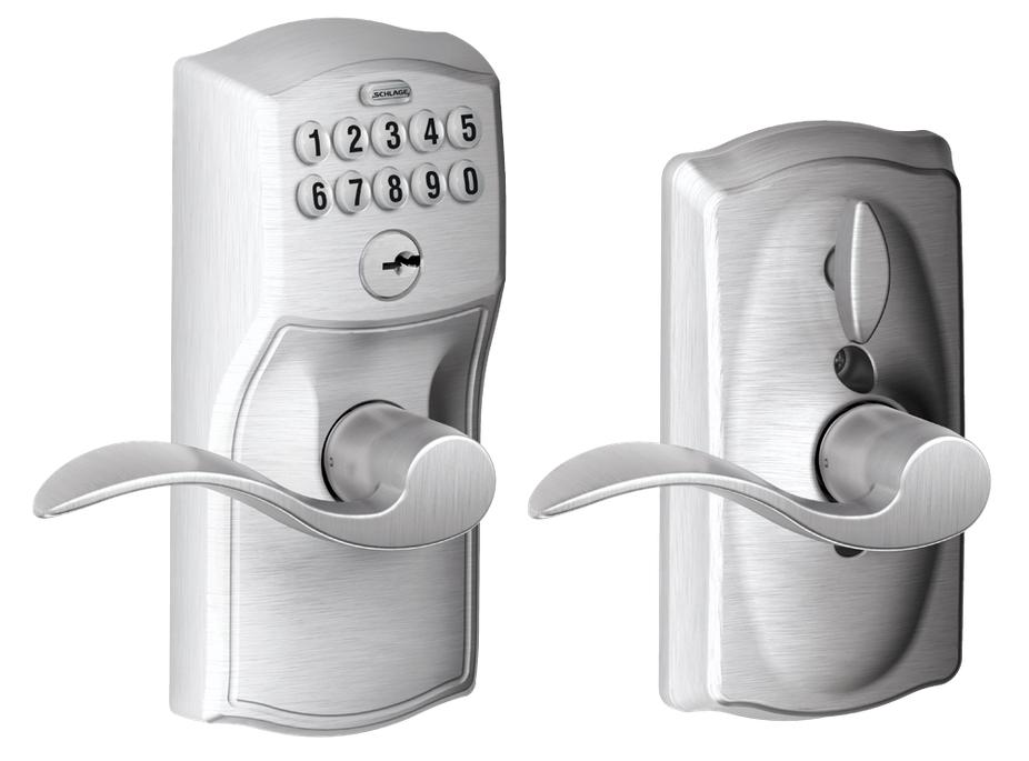 Access Control Lock Schlage FE595